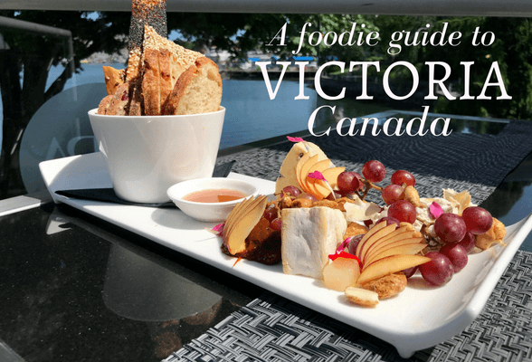 Read a foodie guide to Victoria in Canada
