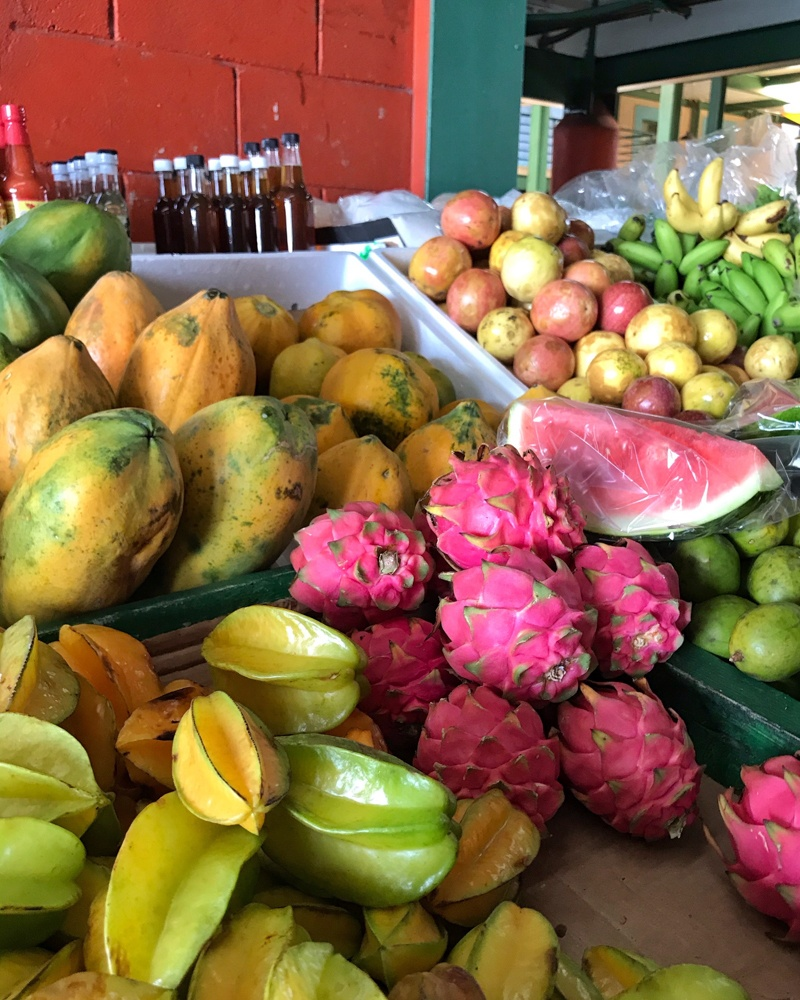 Central Market St Johns Antigua Photo Heatheronhertravels.com