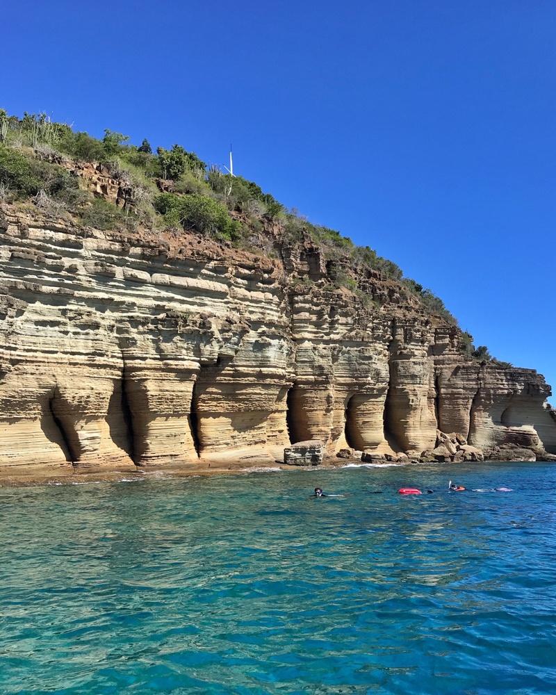 Pillars of Hercules Antigua Photo Heatheronhertravels.com