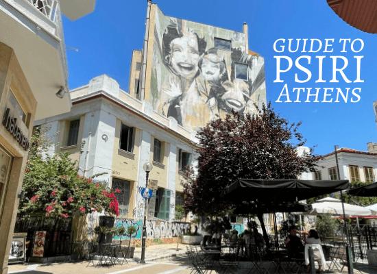 Psiri Athens - a neighbourhood guide