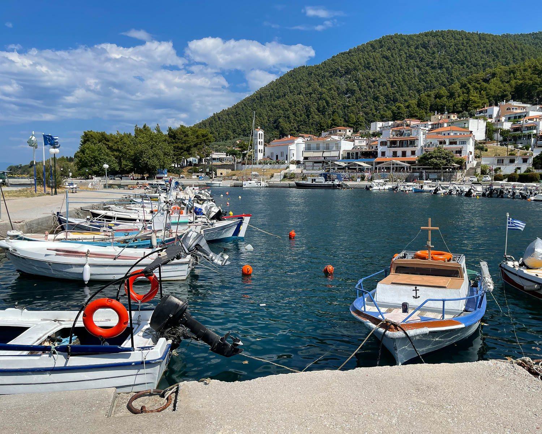 Neo Klima, Skopelos, Greece Photo Heatheronhertravels.com