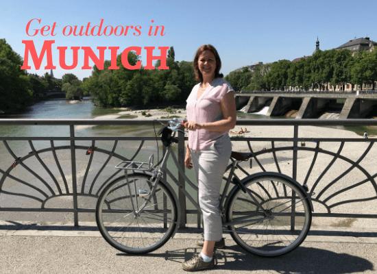 Outdoor activities in Munich Germany