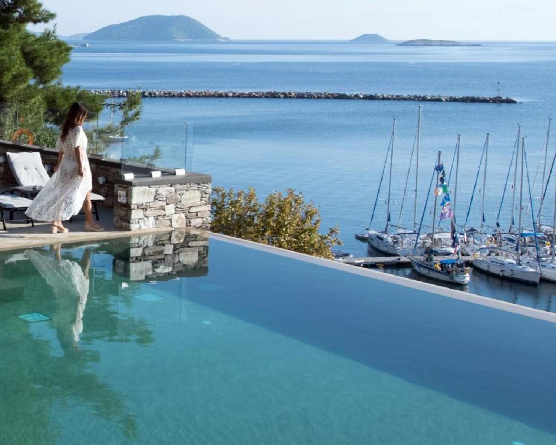 Natura Luxury Boutoique Hotel Skopelos