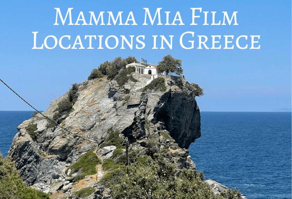 Mamma Mia film locations in Greece